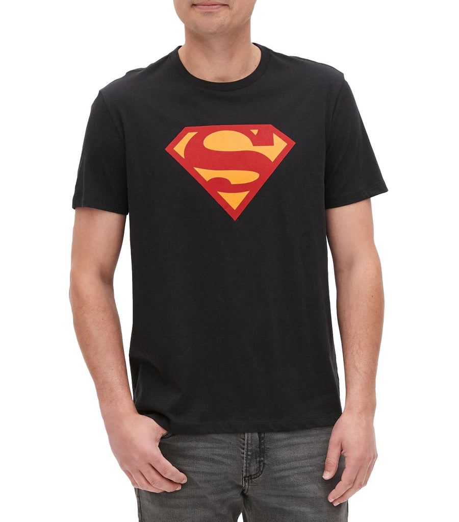 DC™ Superman Graphic T-Shirt Moonless Night