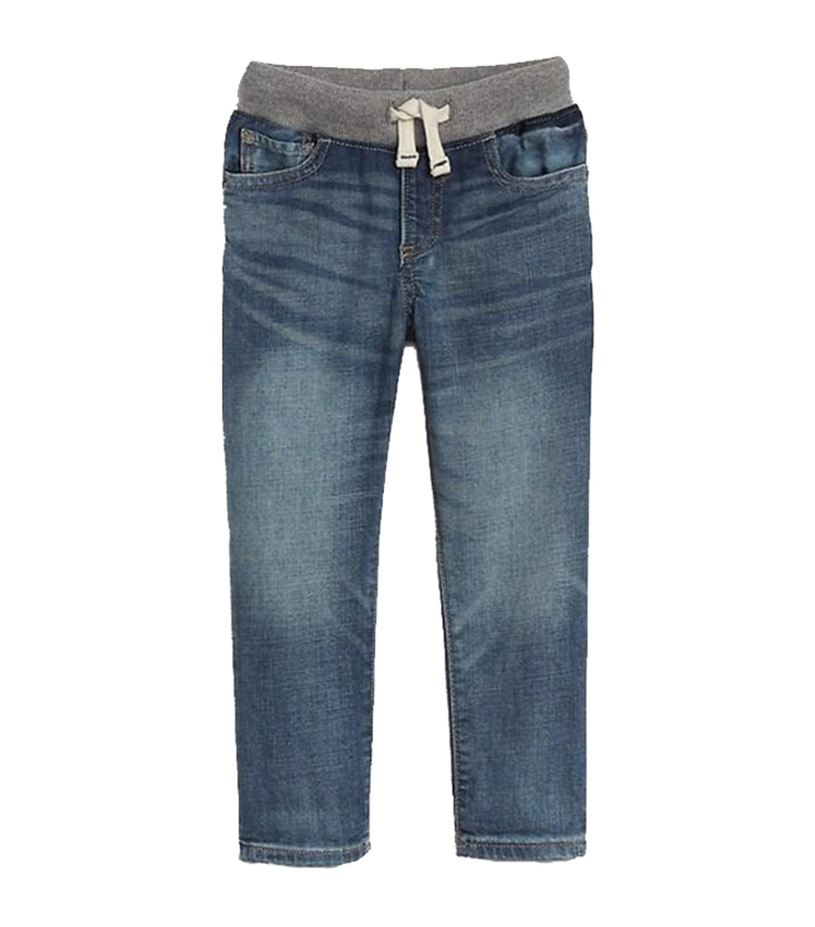 gap kids toddler pull-on slim jeans with stretch