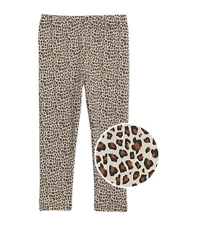 gap kids toddler mix and match leggings - leopard print