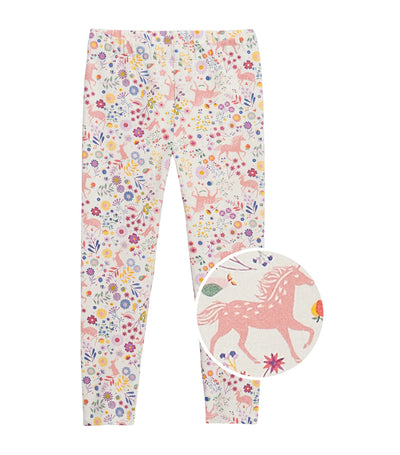 Toddler Mix and Match Leggings - Unicorns 647