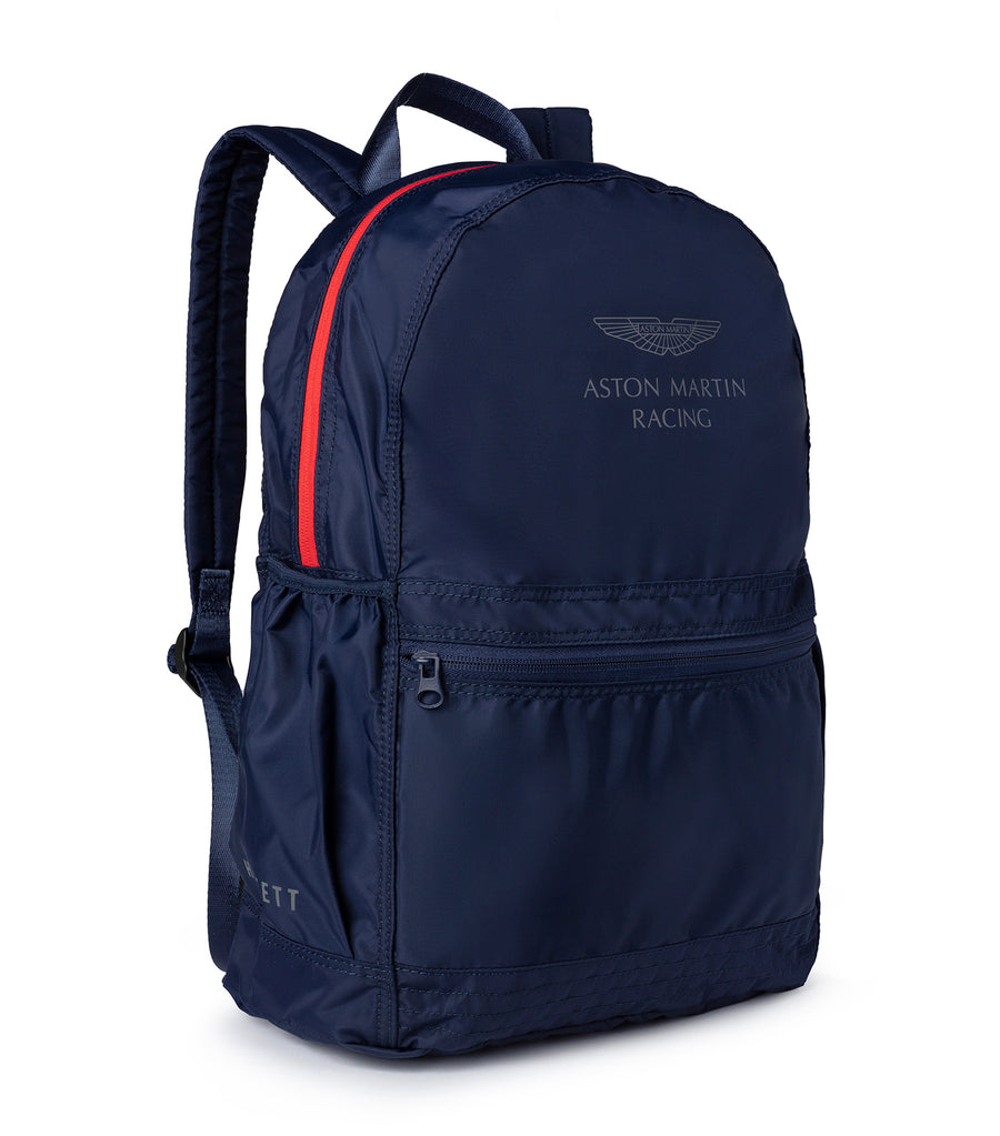 hackett aston martin racing e backpack navy