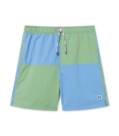hackett quad volley swim shorts