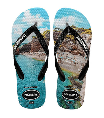 Havaianas Men's Top Photoprint Turquoise