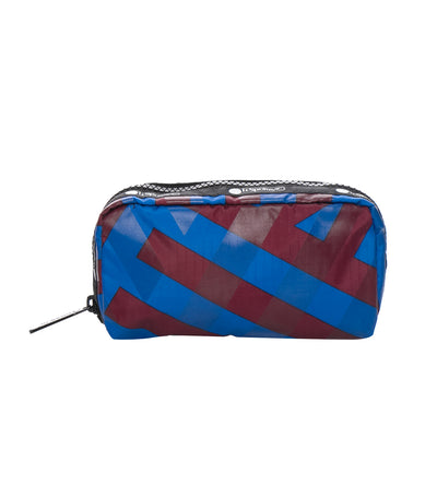 lesportsac aerial twist rectangular cosmetic pouch