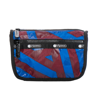 lesportsac aerial twist travel cosmetic pouch