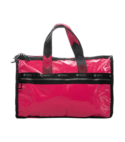 lesportsac rose arrow medium weekender