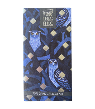 Theo & Philo 70% Dark Chocolate - 45g