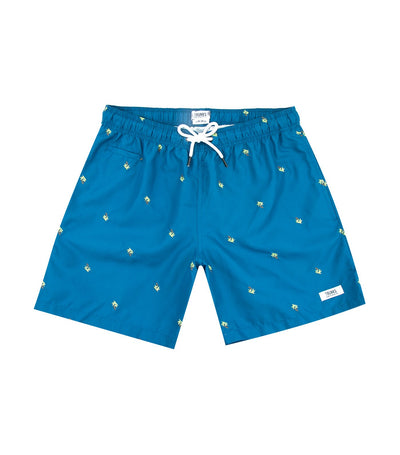 Trunks Surf & Swim Co. Swim Shorts - Palm Embroidery