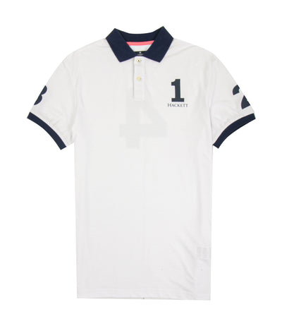 hackett army 1234 polo shirt