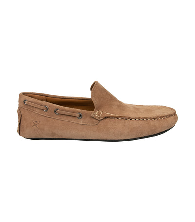 hackett soft driver shoes sand