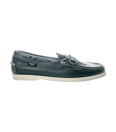 hackett lace docksider driving shoes