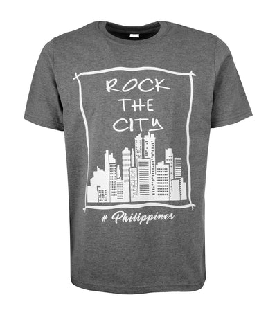 rustan's filipiniana our very own rock the city t-shirt