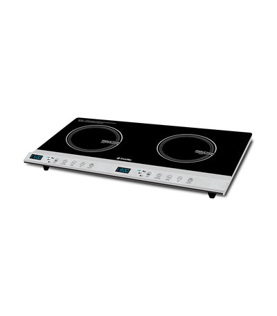 imarflex twin burner induction cooker