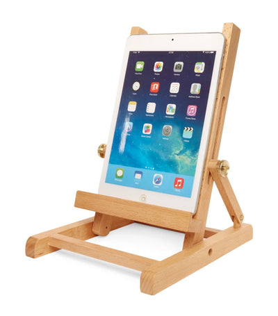 kikkerland easel book and tablet stand