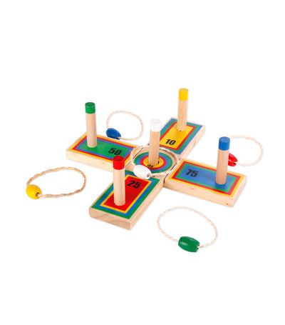 Tabletop Ring Toss Game