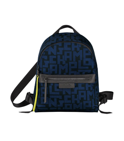 Le Pliage LGP Backpack S Black and Navy