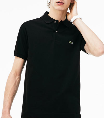 Classic Fit L.12.12 Polo Shirt Black 031