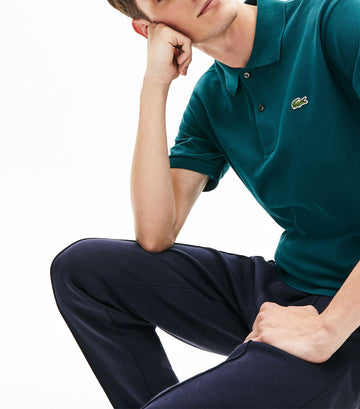 Classic Fit L.12.12 Polo Shirt Green 2S9