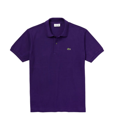 Classic Fit L.12.12 Polo Shirt Purple C8Q