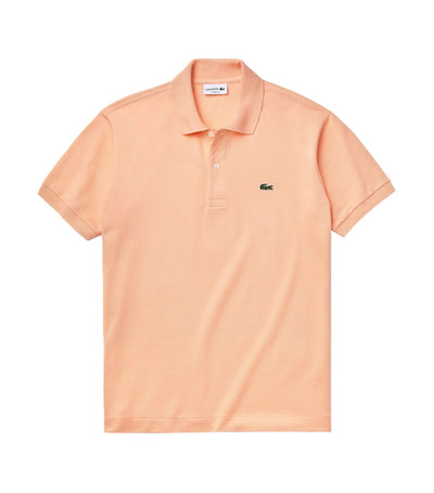 Classic Fit L.12.12 Polo Shirt Peach