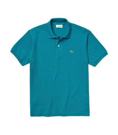 Classic Fit L.12.12 Polo Shirt Teal YZW