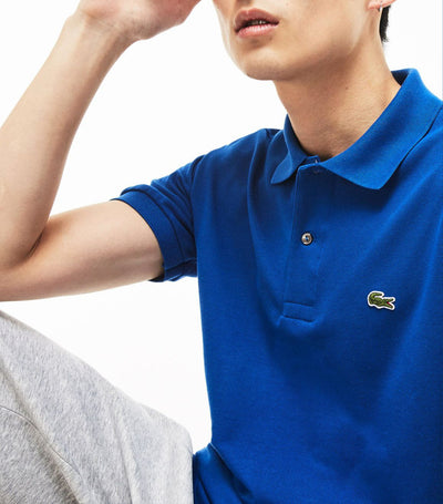 Classic Fit L.12.12 Polo Shirt Royal Blue Z7Z