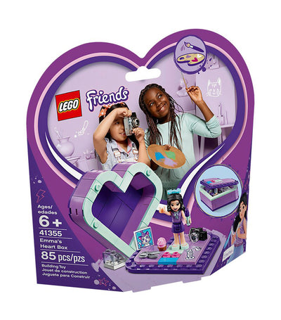 lego® friends emma's heart box