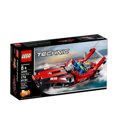 lego® technic™ power boat