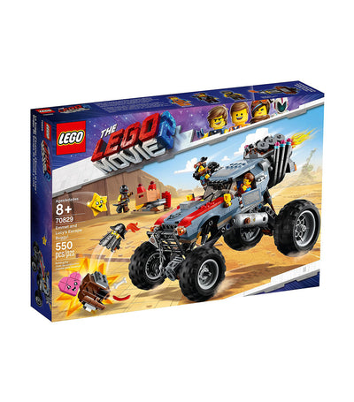 the lego® movie 2™ emmet and lucy's escape buggy