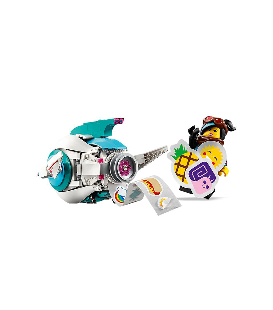 the lego® movie 2™ sweet mayhem's systar starship