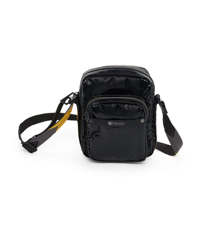 lesportsac black arrow charlie crossbody bag