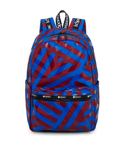 lesportsac aerial twist carson backpack