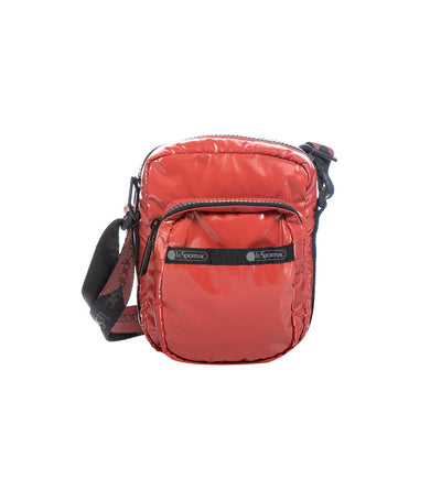 lesportsac cinnabar arrow charlie crossbody bag