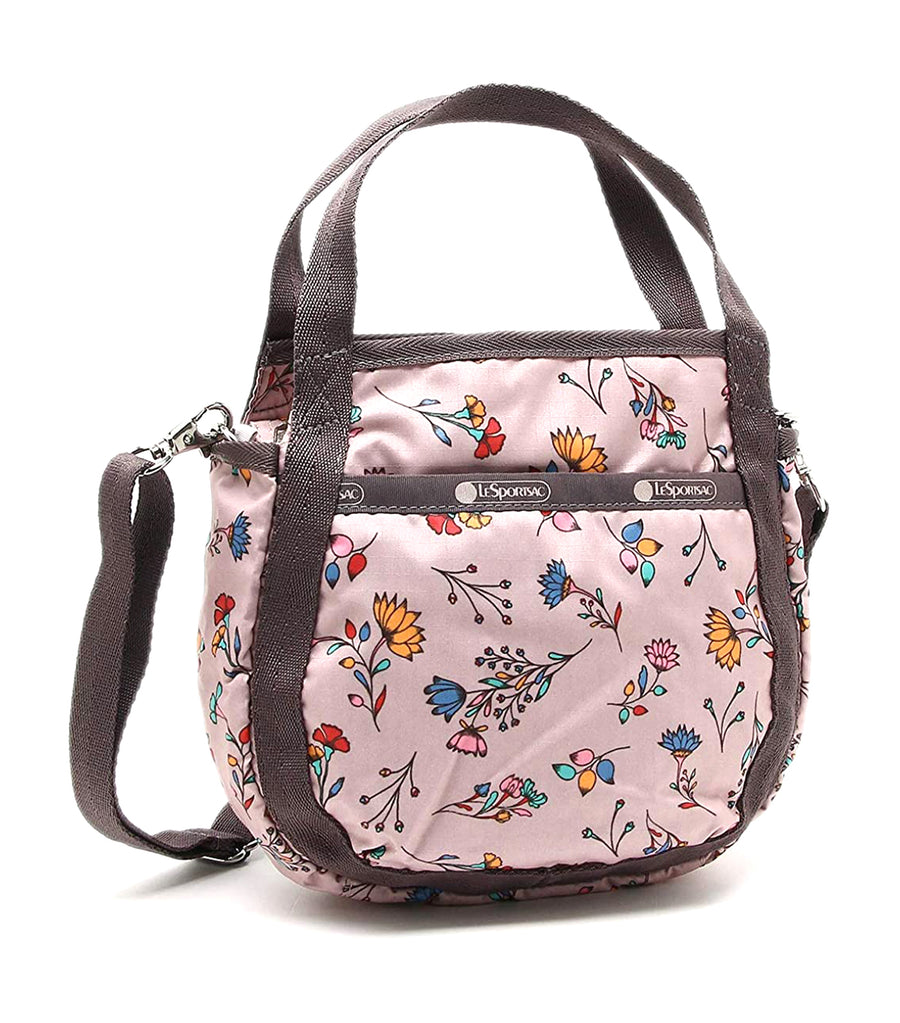 Small Jenni Crossbody Snow Drops