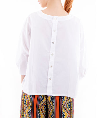 Poppy Cotton Blouse