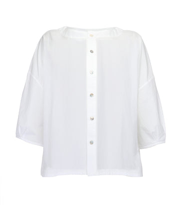lady rustan poppy linen blouse