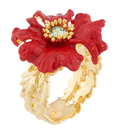les néréides poppy ring