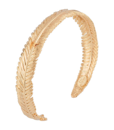Les Néréides Seagull Feather Bangle