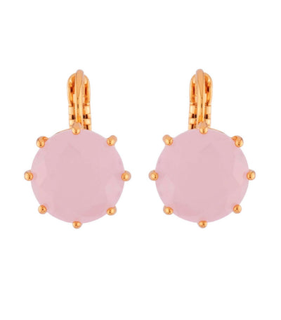 Les Néréides Soft Pink La Diamantne Earrings