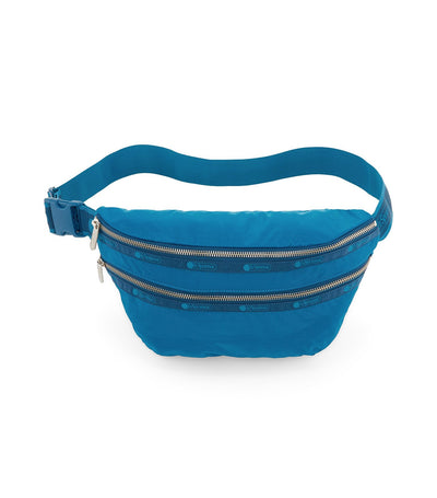 lesportsac heritage blue hasta belt bag