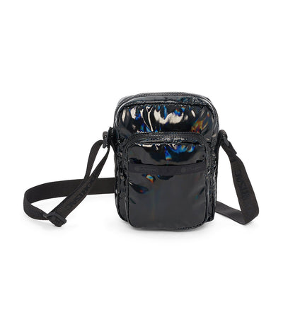 lesportsac polaris night charlie crossbody bag