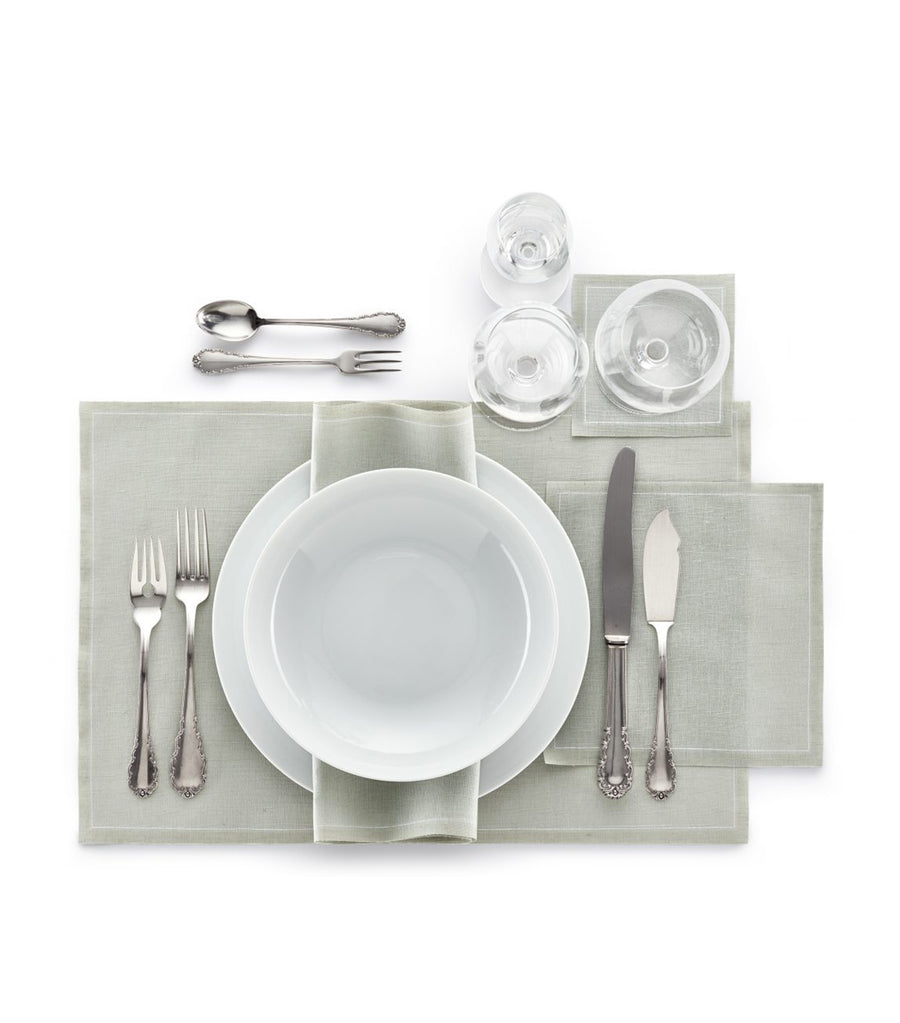Basic Linen Lunch Napkins
