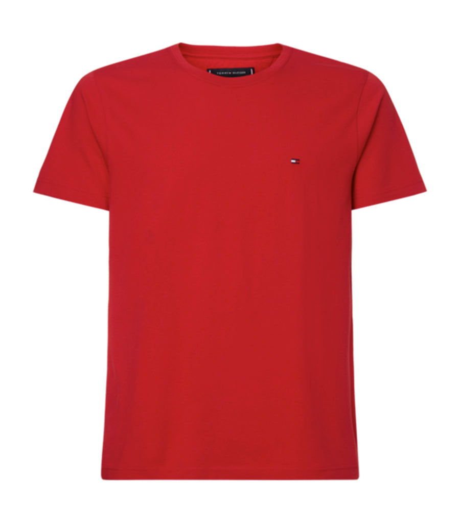 Essential Cotton Tee Primary Red