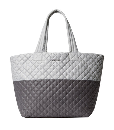 Large Metro Tote Fog & Magnet Color Block
