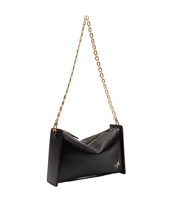 Carmen Clutch Black