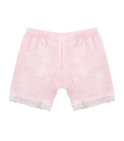 meet my feet selah innerwear shorts - pink