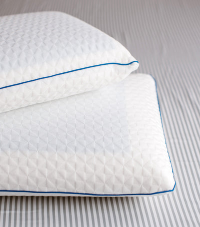 linen & homes memory foam pillow