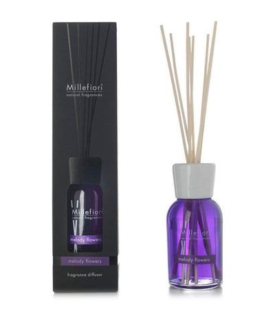 millefiori® natural fragrance diffuser - melody flowers