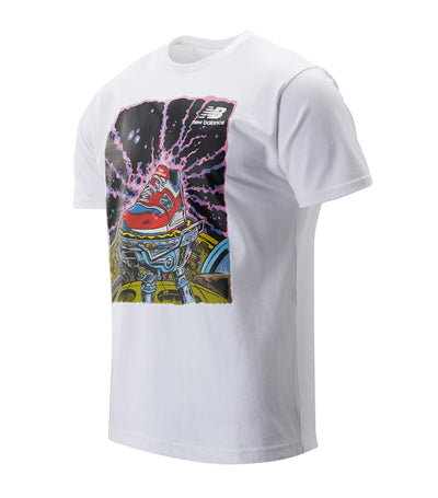 new balance nb artist pack prime t-shirt white