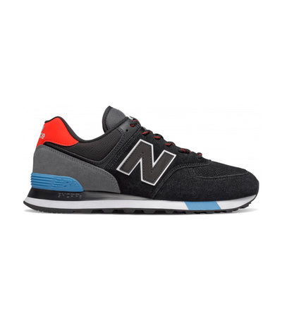 new balance nb 574 classic multi-color sneakers